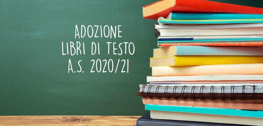 ADOZIONE LIBRI DI TESTO A.S. 2020/21