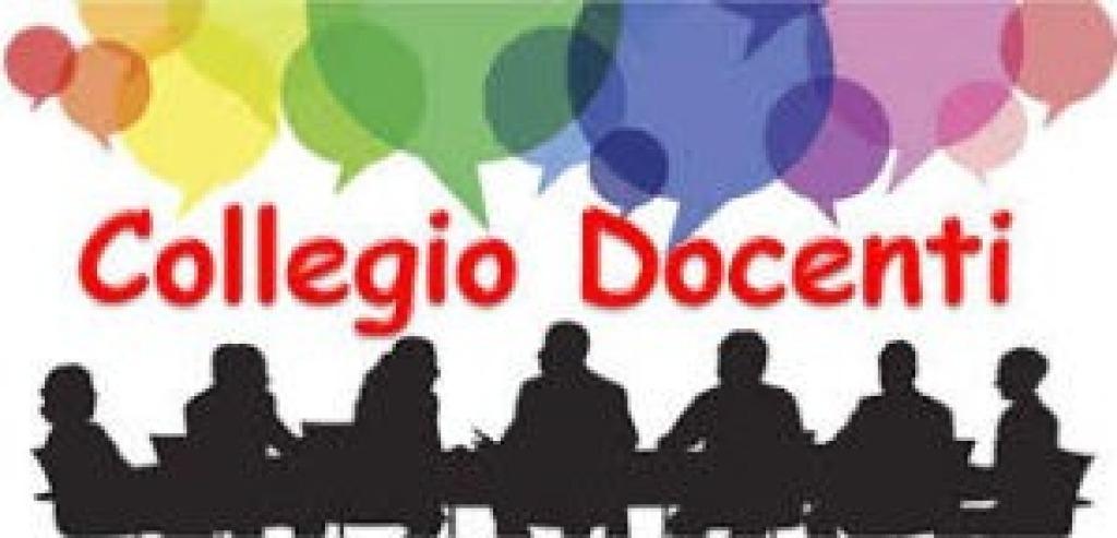 COLLEGIO DOCENTI 1° SETTEMBRE 2020